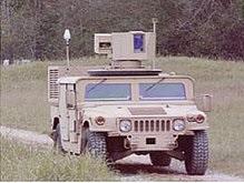 США намерены испытать в Ираке лазерную пушку