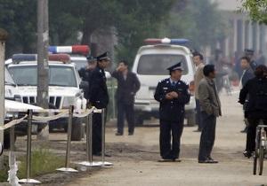 В Китае вооруженный топором мужчина напал на детский сад: есть жертвы