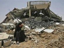 Жертвой обстрела Газы стала четырехлетняя девочка
