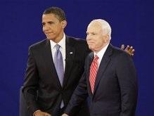 Обама снова выиграл у Маккейна теледебаты