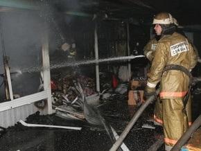 Жителей Черниговской области терроризирует анонимный поджигатель