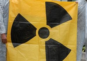 Экологи обнаружили в Украине территорию, где радиационный фон выше, чем в Чернобыле