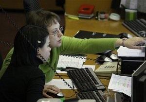 Украинские фондовые биржи открылись снижением из-за греческих проблем
