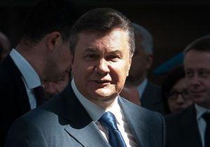 Янукович назначил министра экологии