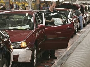 Производство авто в Европе сократится на 25% - производители