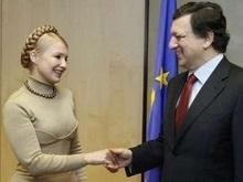 НГ: Тимошенко замахнулась на газопровод