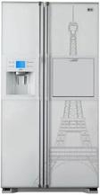 В конкурсе на лучший дизайн холодильника  LG ART FRESH II победил Виктор Дёмушкин из Запорожья