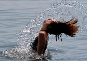 Экологи не рекомендуют купаться в Киевском море