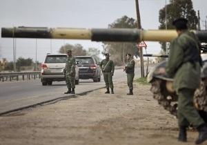 СМИ: Люди Каддафи открыли огонь по демонстрантам в Триполи