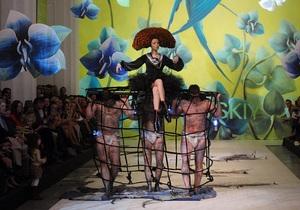 Фотогалерея: Рабы моды. Завершилась 30-я Ukrainian Fashion Week