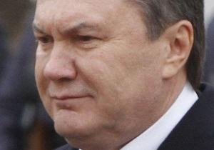 Львовский облсовет поставил Януковичу двойку за первый год президентства