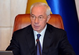 Азаров: Двухуровневая пенсионная система в Украине может появиться в 2013 году