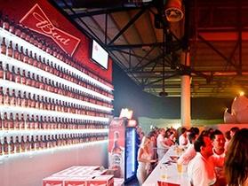 Легендарний американський пивний бренд BUD відкрив Sensation в Україні