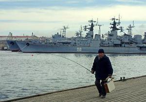 Черноморский флот должен платить налоги с ввезенного в Украину топлива - таможня