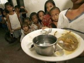 ООН: Число голодающих в мире в 2009 году может превысить миллиард