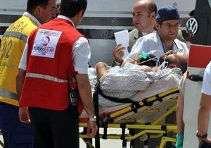 В Турции в результате взрыва погибли пять полицейских и двухлетняя девочка