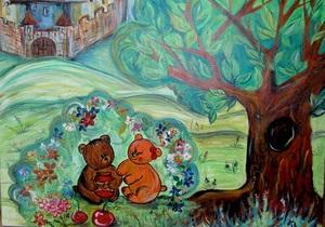 В Киеве на аукцион выставят картины онкобольных детей