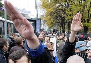 В России разоблачили группировку националистов, нападавших на милицию и кавказцев