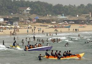 Туристов на берегу Гоа будут охранять вертолеты