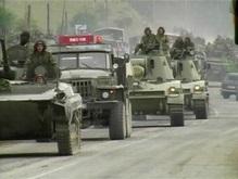Сотни добровольцев из России приехали в Южную Осетию