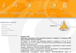 Ъ: Аудиторию интернет-рекламы в Украине будет исследовать новая компания