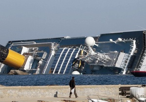Эвакуация с Costa Concordia началась на почти час позже положенного