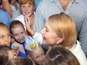 Тимошенко открыла детское Евровидение-2009