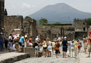 В Италии готовятся к извержению Везувия