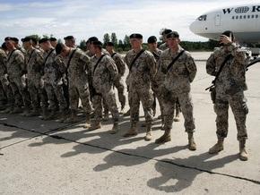 Латвия из-за кризиса может отказаться от участия в операциях НАТО