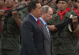 Особенности демократии в России и Венесуэле - Уго Чавес и Владимир Путин