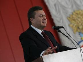 Янукович: В Раде ведутся переговоры об отставке Тимошенко