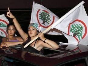 Лидер ливанской оппозиции признал итоги выборов