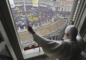 В Рим из Украины доставили рождественскую елку для Папы Римского