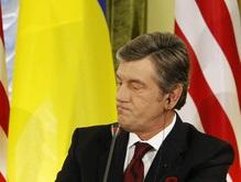 Ющенко отправился в Бухарест