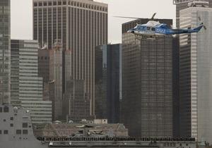 В Нью-Йорке обрушилось двухэтажное здание