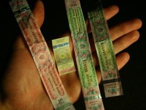 Кабмин усилит контроль за продажей алкогольных и табачных изделий