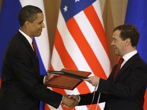 Обама заявил, что доверяет Медведеву