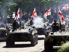 Южная Осетия: Грузия стягивает бронетехнику к приграничным районам