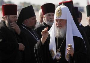 Патриарх Кирилл приедет в Киев на бронированном поезде с вагоном-храмом