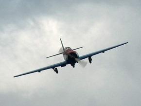 В России разбился легкомоторный самолет
