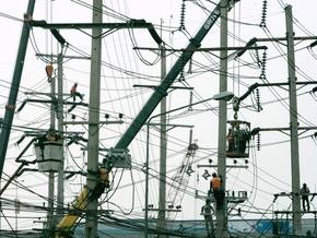 Украина сократила экспорт электроэнергии почти вдвое