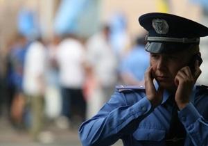В Киевской области грабитель автозаправок ранил милиционера и был убит во время задержания
