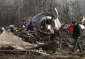 Министр юстиции Польши прослушал записи черных ящиков упавшего Ту-154, не имея на это права