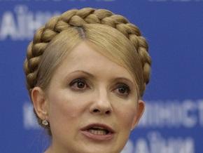 Тимошенко: Решение о массовой вакцинации против гриппа пока не принято