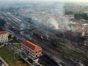 Число жертв взрыва газовых цистерн в Италии возросло до 24 человек