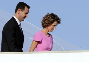 Сирийские оппозиционеры на встрече в Иордании потребовали отставки Асада