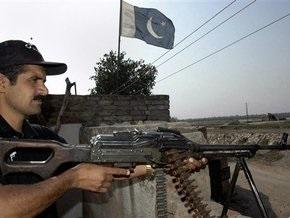Войска Пакистана уничтожили 50 боевиков на границе с Афганистаном