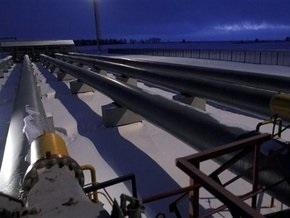 Украина начала принимать российский газ