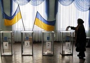 В Запорожской области в одном из поселков заблокировали избирательный участок