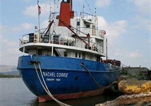 Израиль перехватил еще один корабль с гуманитарной помощью для Палестины